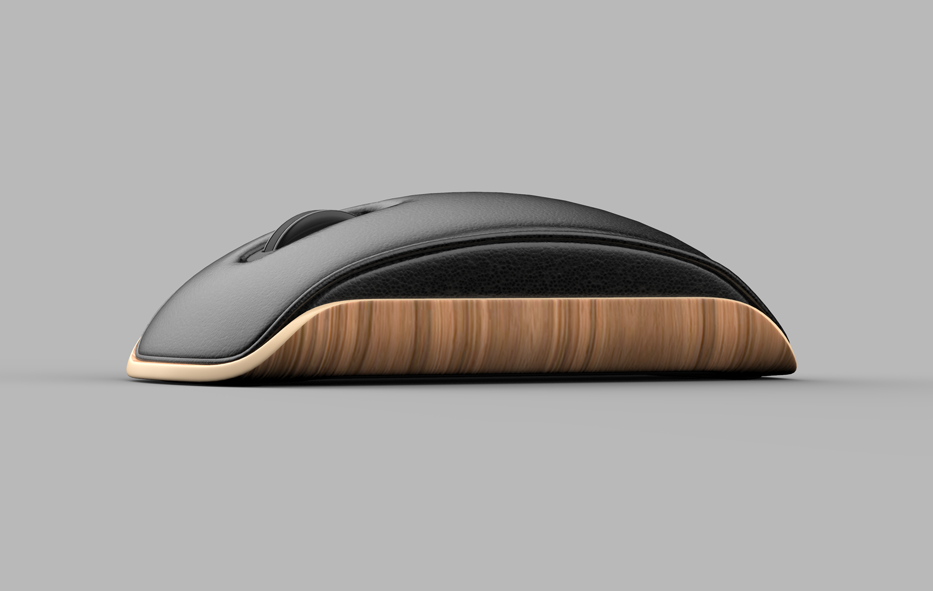 The Lounge Mouse created by industrial designer Shane Chen