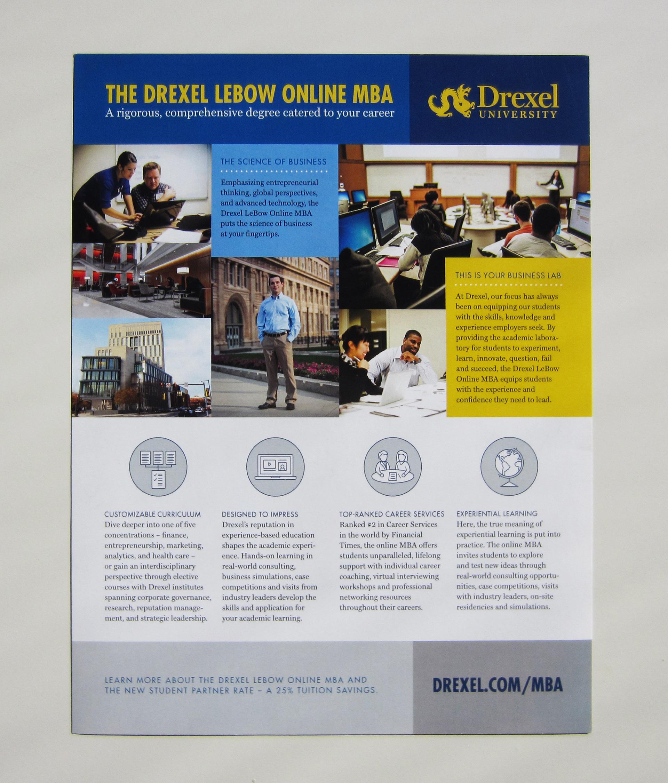 barry harmon graphic design drexel university online program flyers