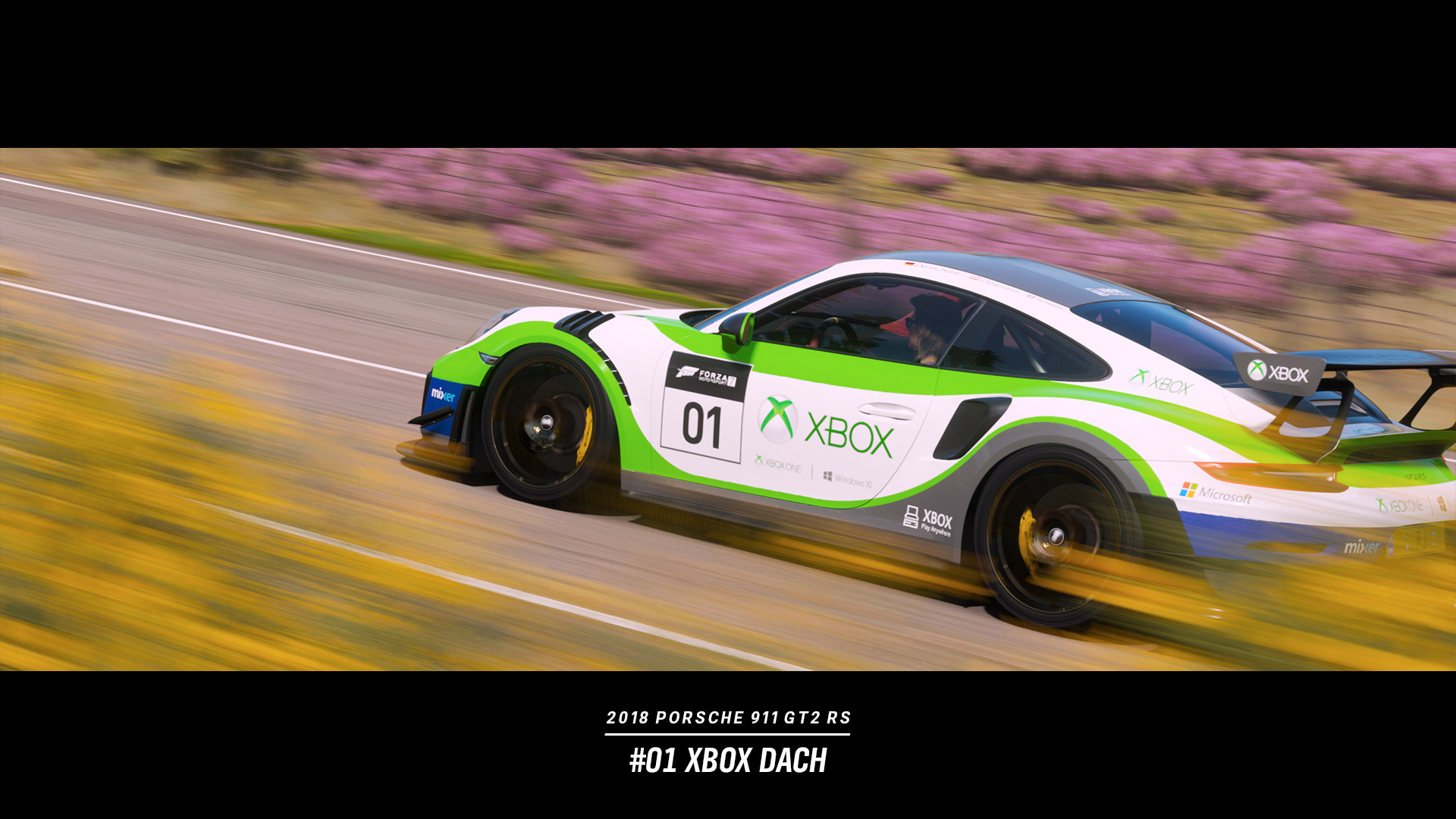 PJTierney net | The creative work of PJ Tierney - Xbox Liveries