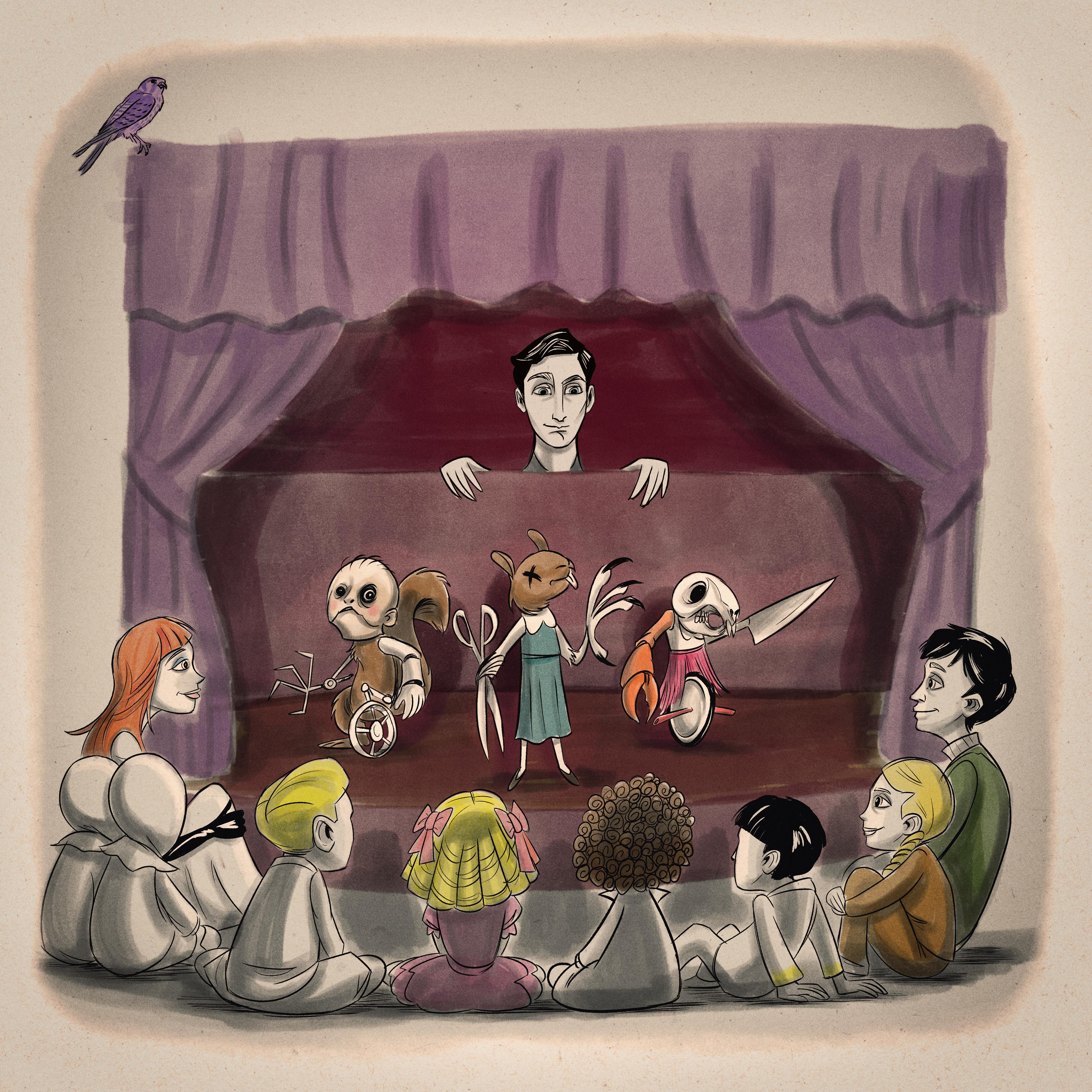тот, прикольные картинки про кукольный театр приглядевшись, увидите