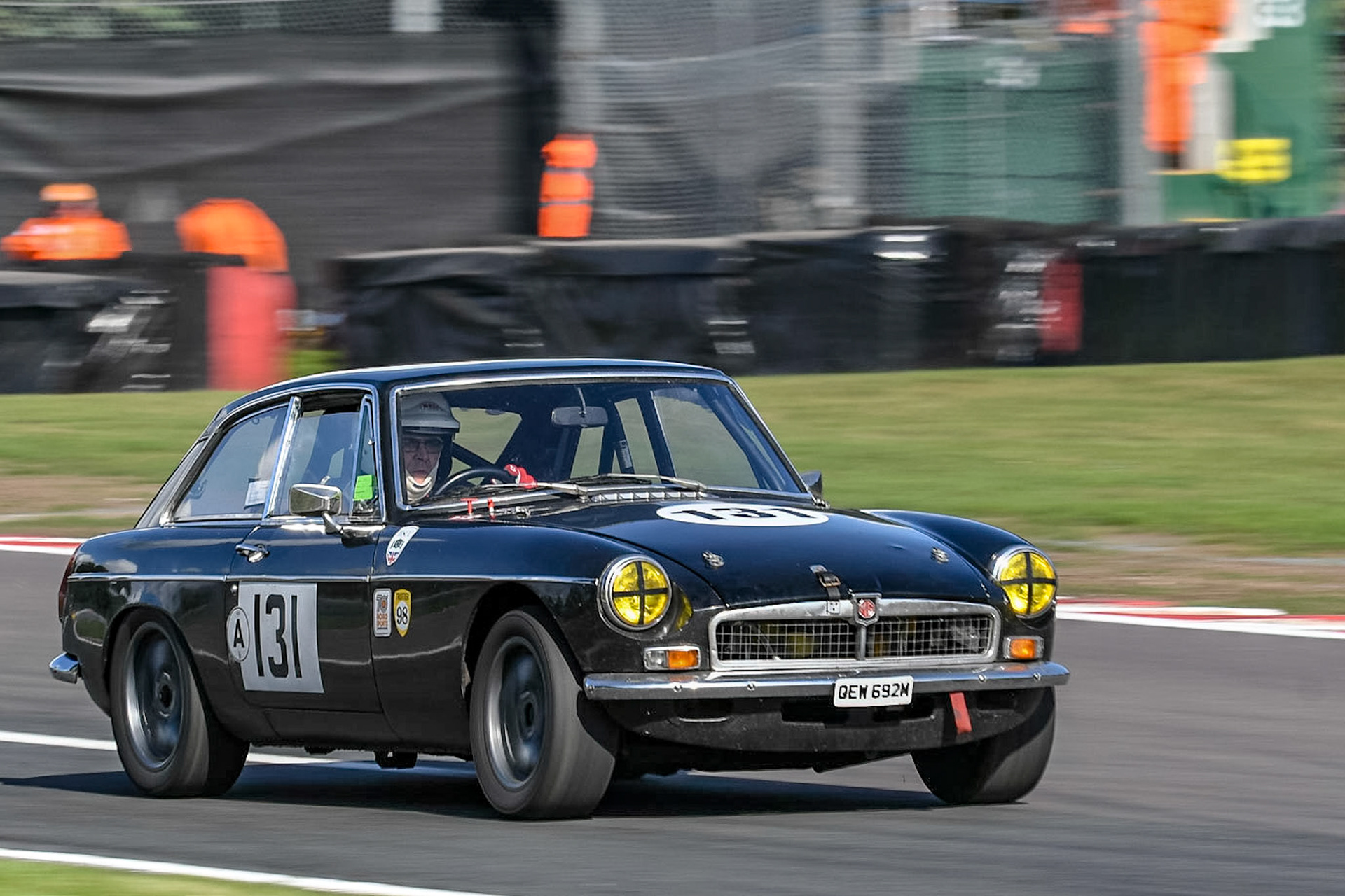 Martin Cooper 70s Road Sports Gold Cup 70 Monte Carlo Oulton Park August 2018