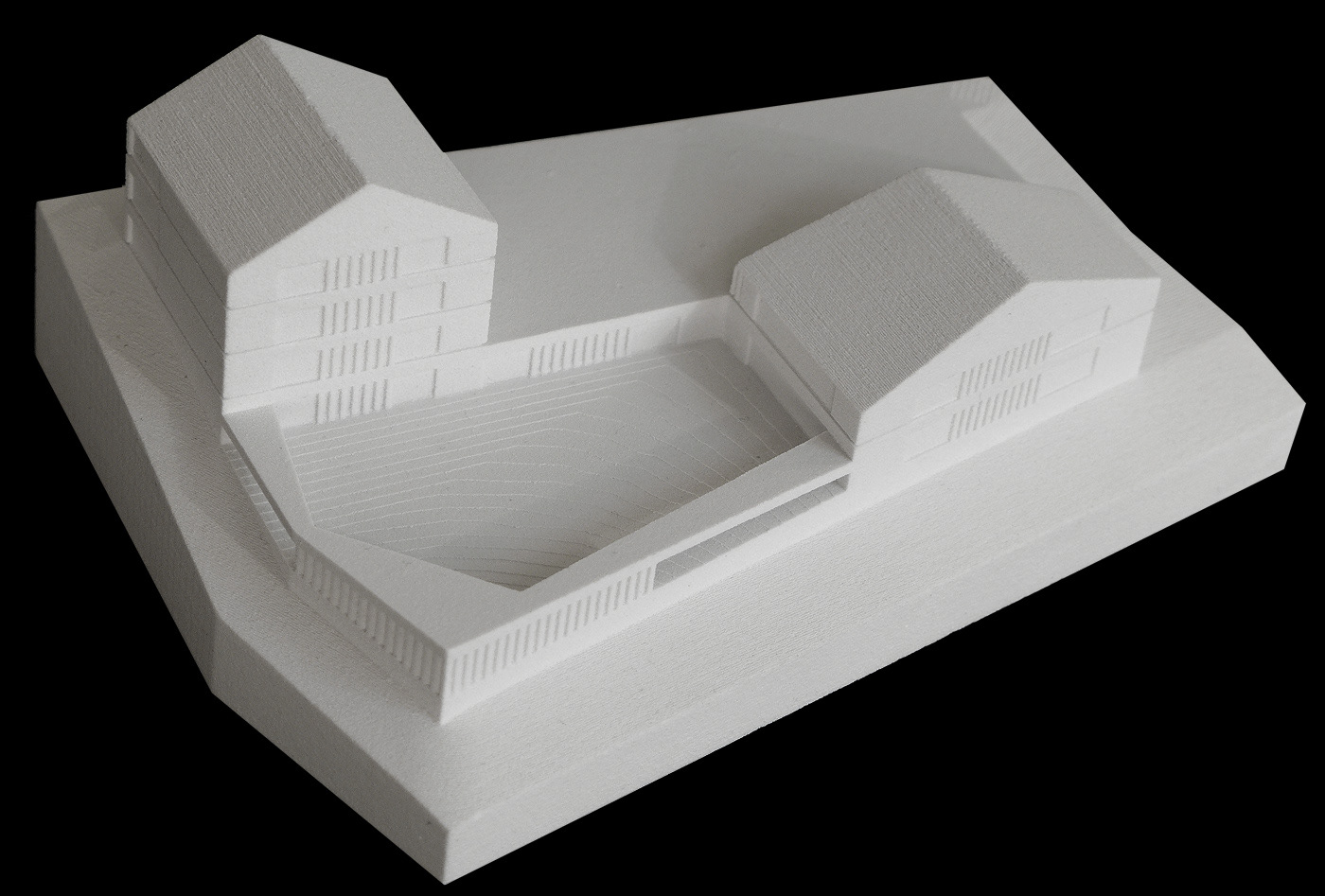 pedevilla architects kindergarten und grundschule riffian i. Black Bedroom Furniture Sets. Home Design Ideas