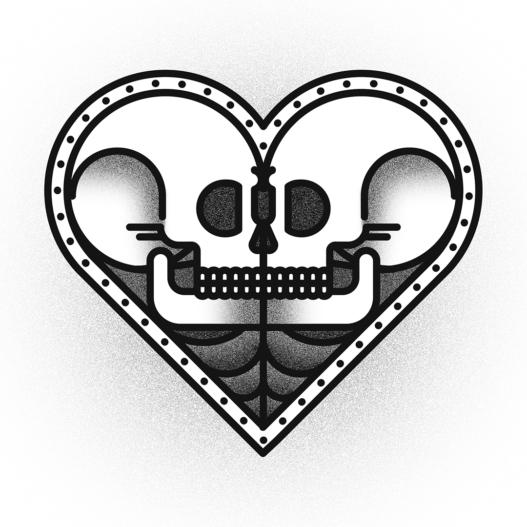 Bnomio Graphic Designer Illustration Tattoo Flash 3