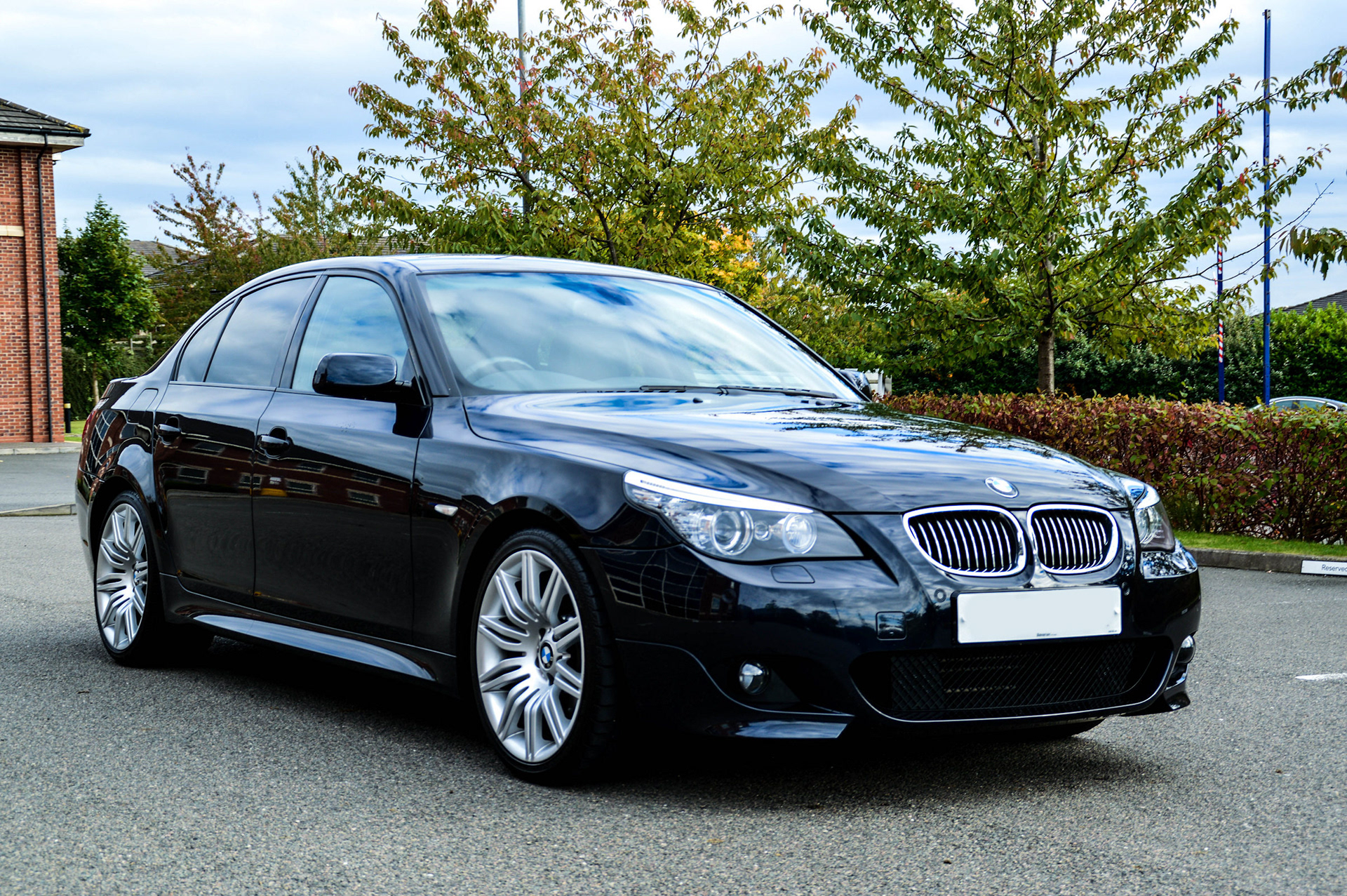 Jet One Gallery - BMW E60 530i LCI M Sport