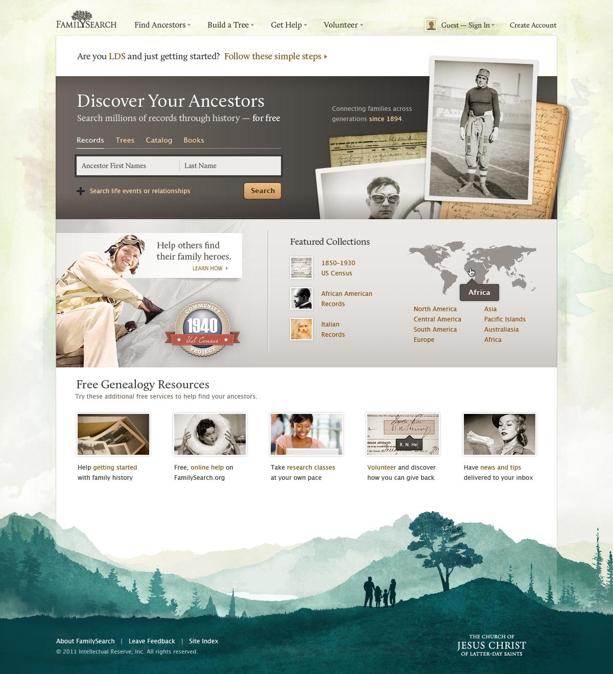 Jesh Barlow — Product/UX Designer - FamilySearch