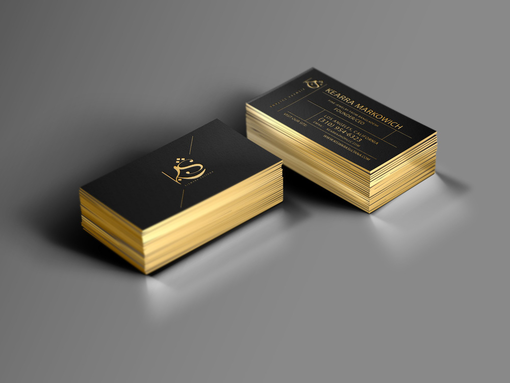 Michael Mohammad - KISWARA SULTANA Brand Identity: Elegant Fine ...