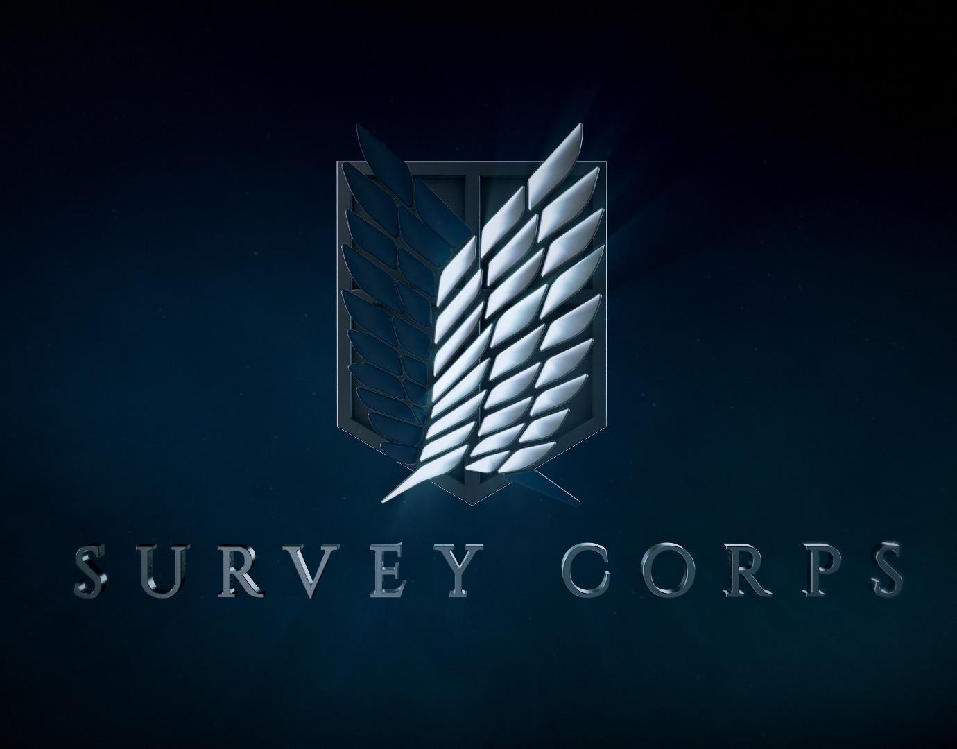 Garrett Lee Aot Survey Corps Title Animation