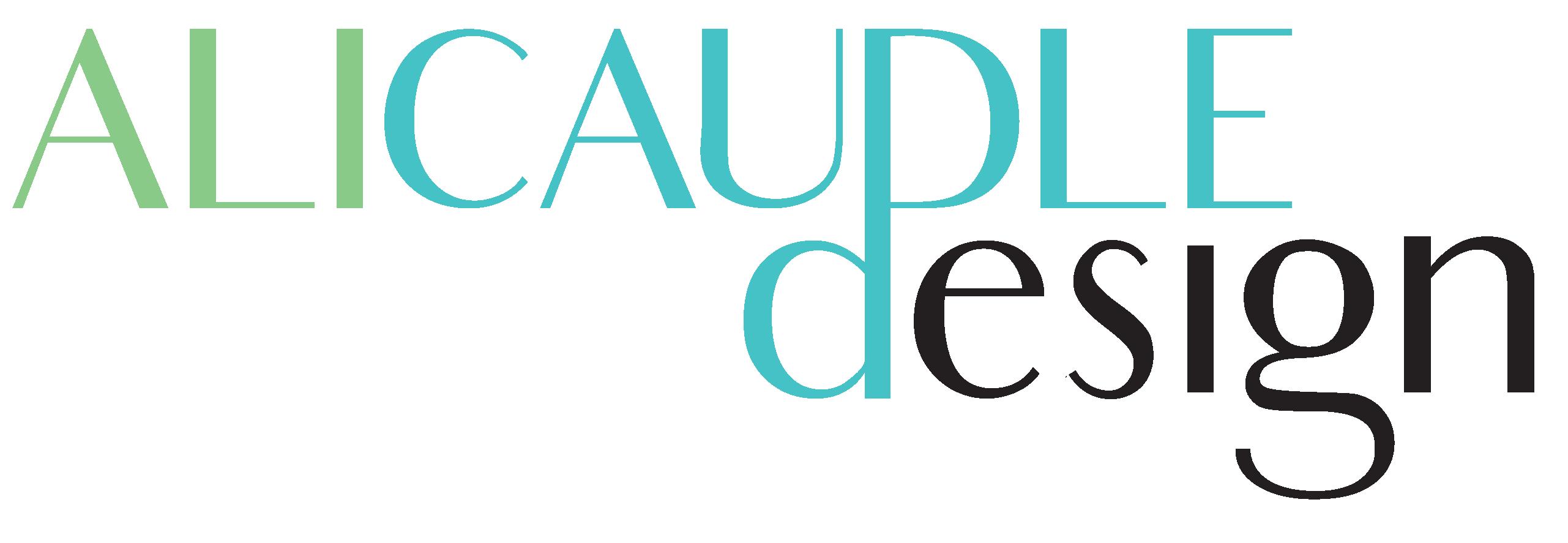 Ali Caudle Design Logo