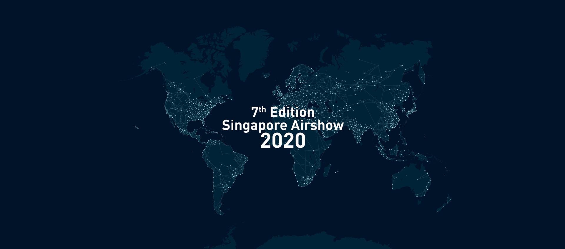 "Resultado de imagen para singapore airshow 2020"""