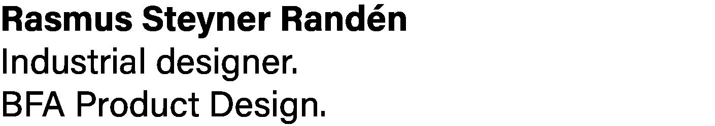 Rasmsu Randen