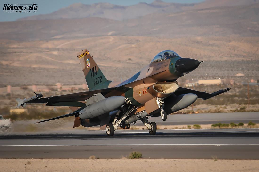 HAZER'S FLIGHTLINE - F-16 VIPER