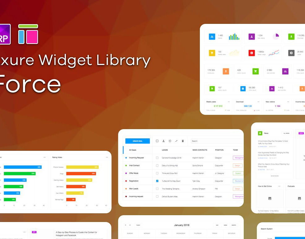 DEOUR - Webdesign Resources & Development - UI | UX | Web Development