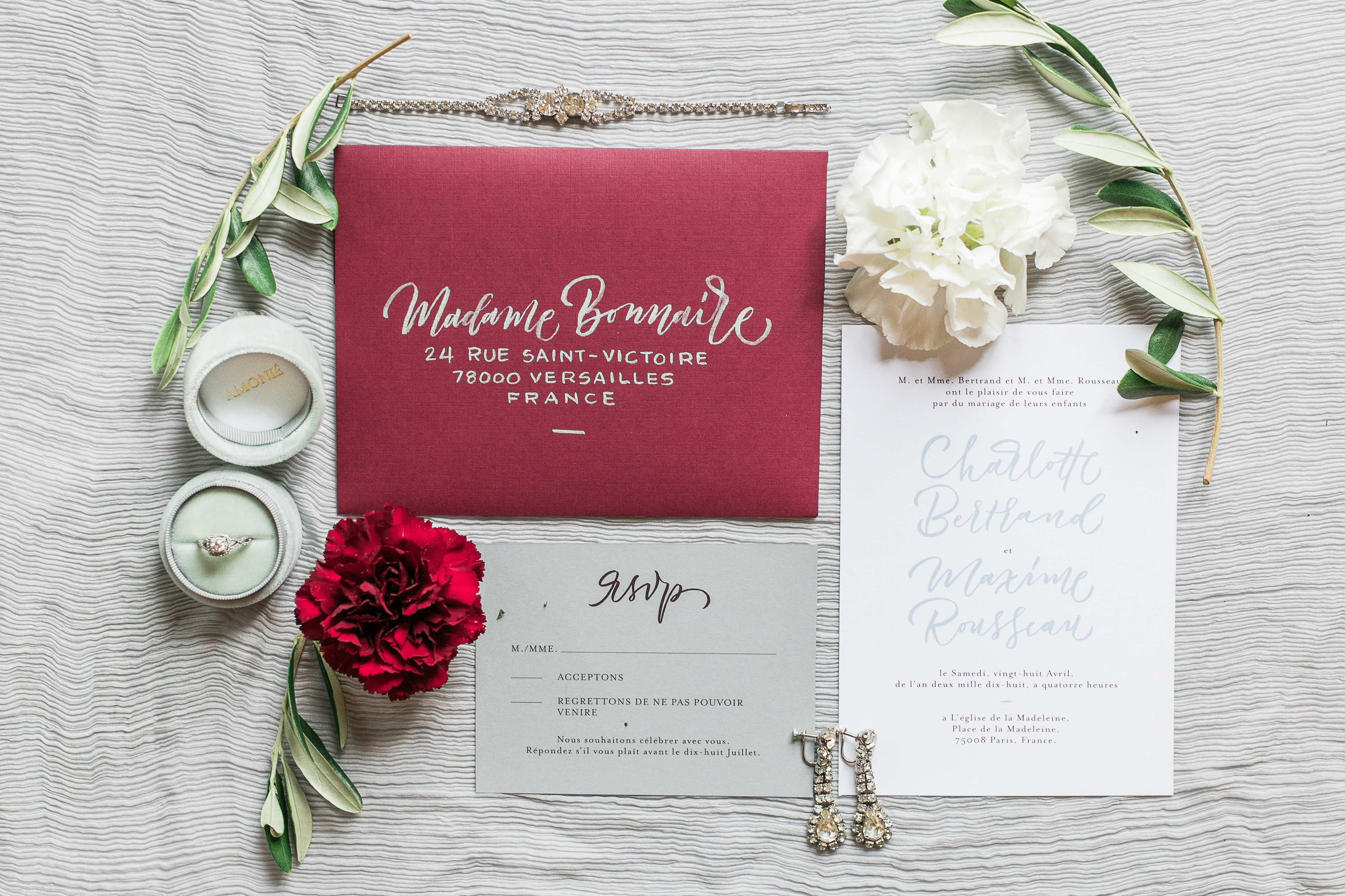 Marla Makes Stuff - Parisian Dream Wedding