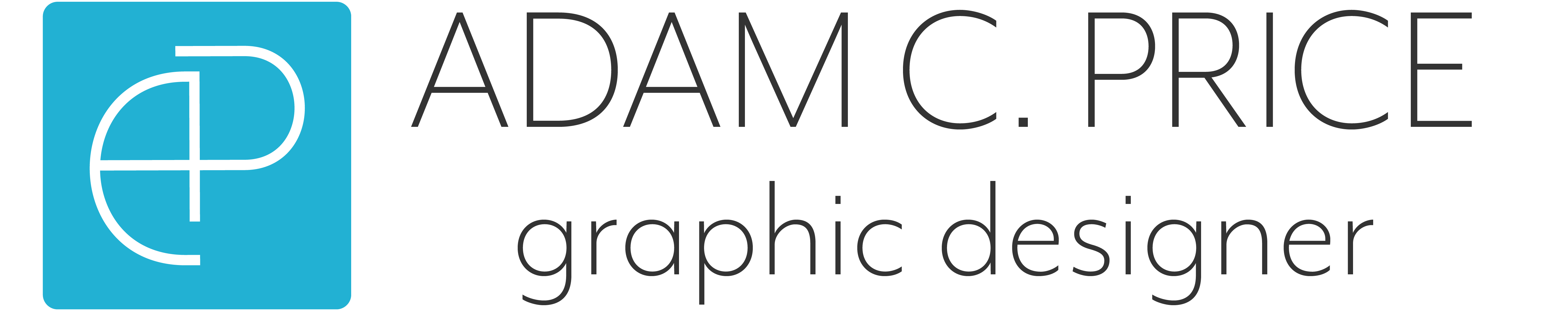 Adam C. Price / Graphic Designer