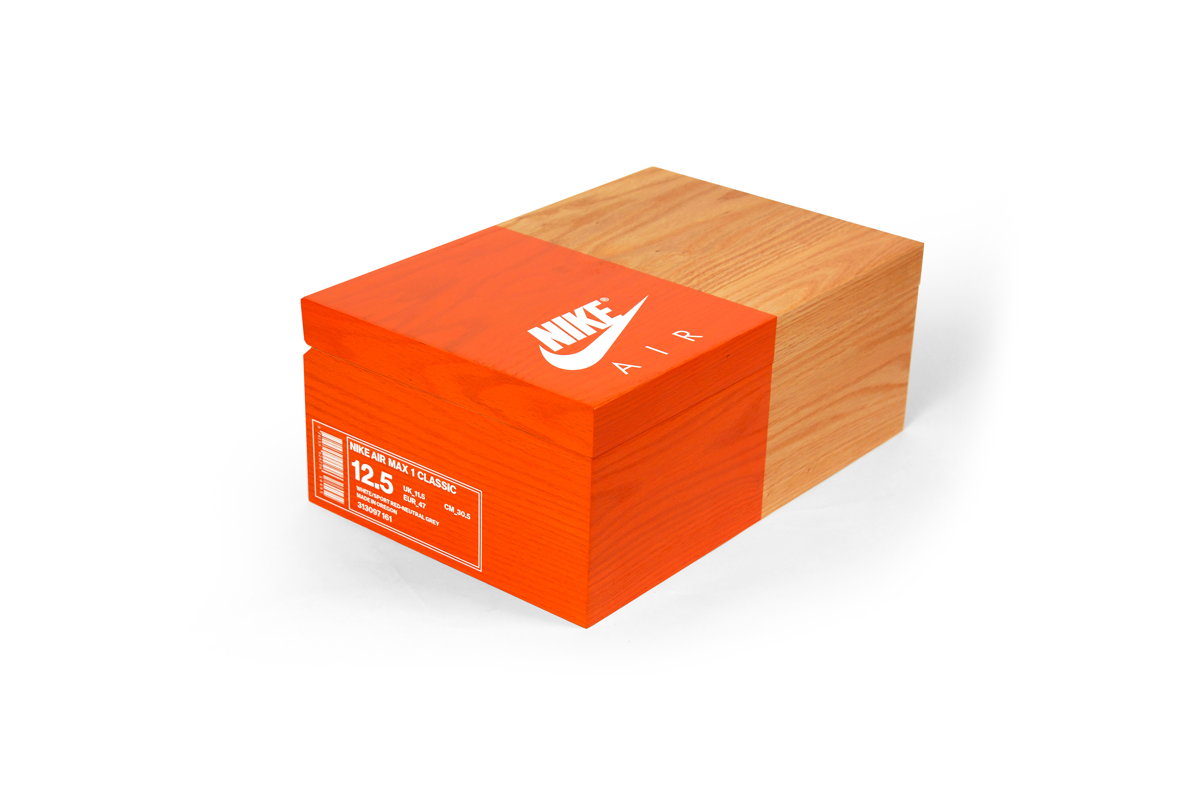 Best MAX CRIST - NIKE SHOE BOX RJ71