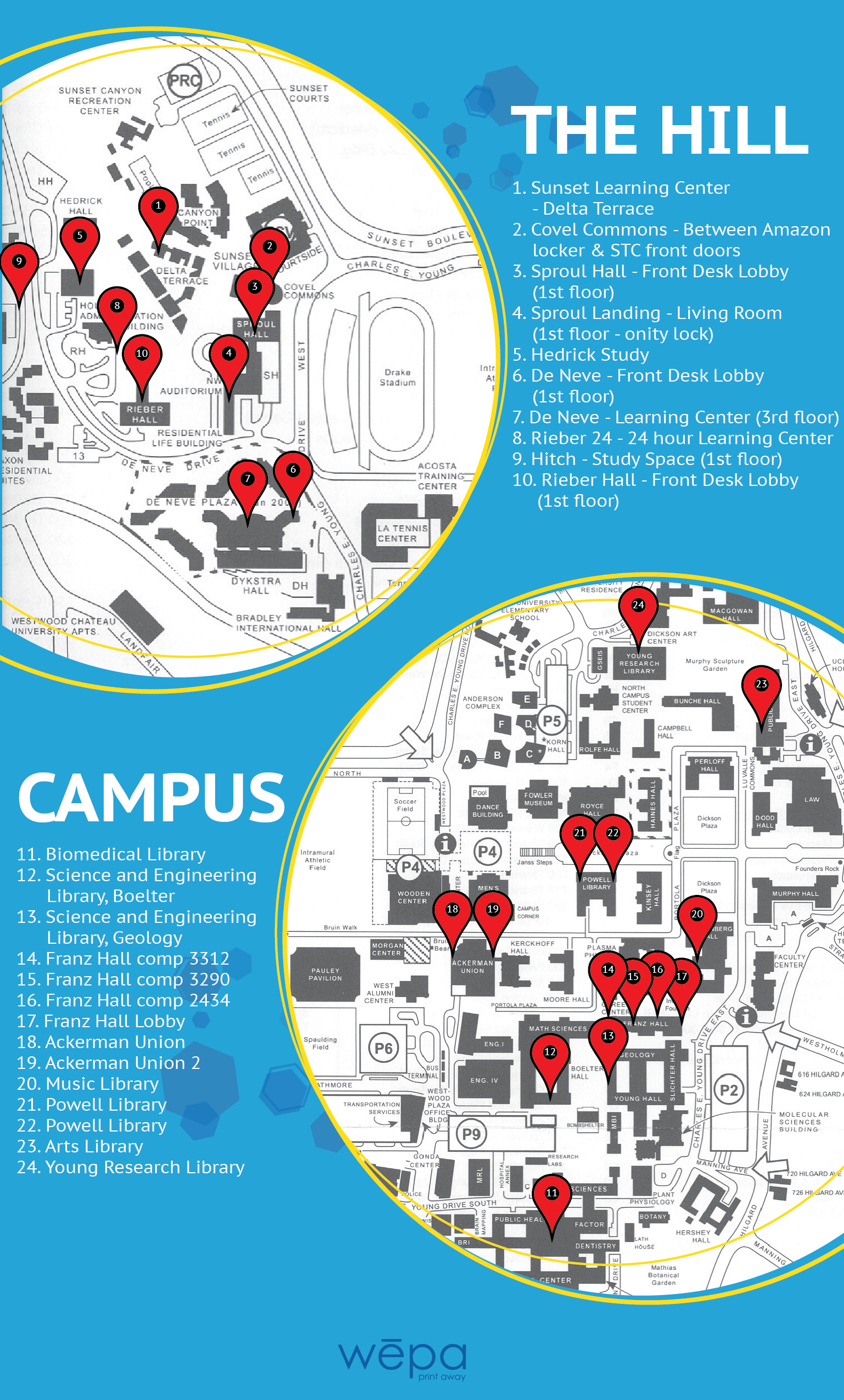 Hannah park ucla residential life ucla map for wepa printers gumiabroncs Image collections