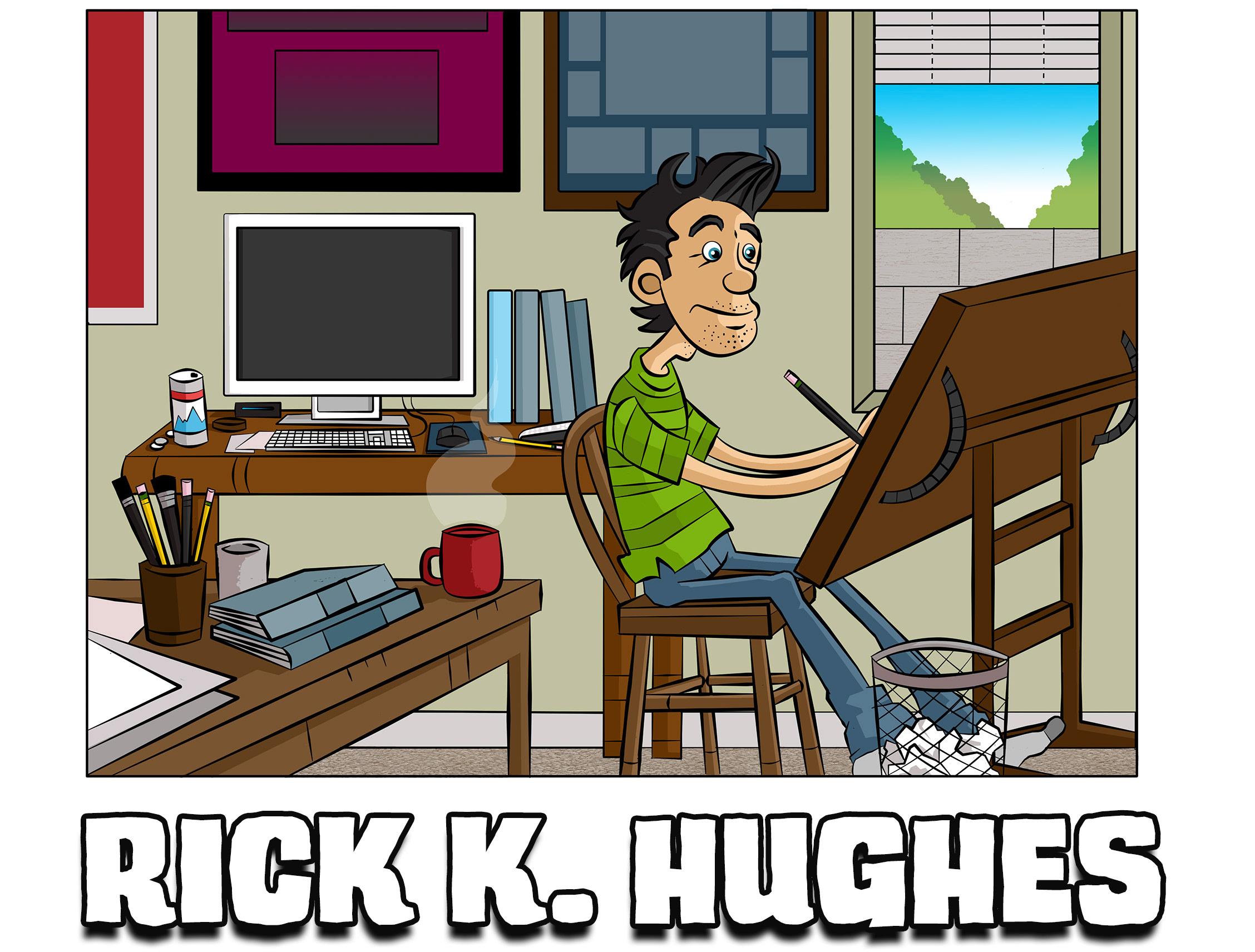 Rick K. Hughes