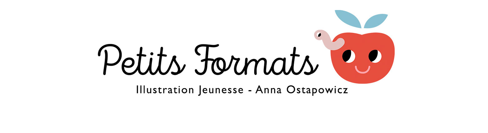 Anna Ostapowicz -  Illustratrice Jeunesse
