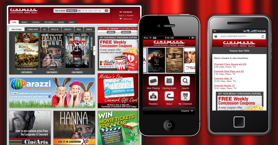Dan Ferguson - Cinemark Theaters Digital UI/UX