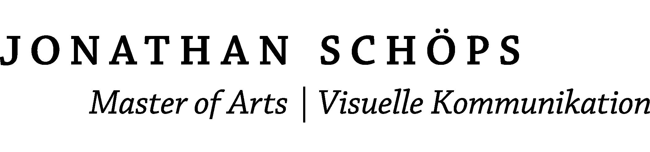 Jonathan Schöps