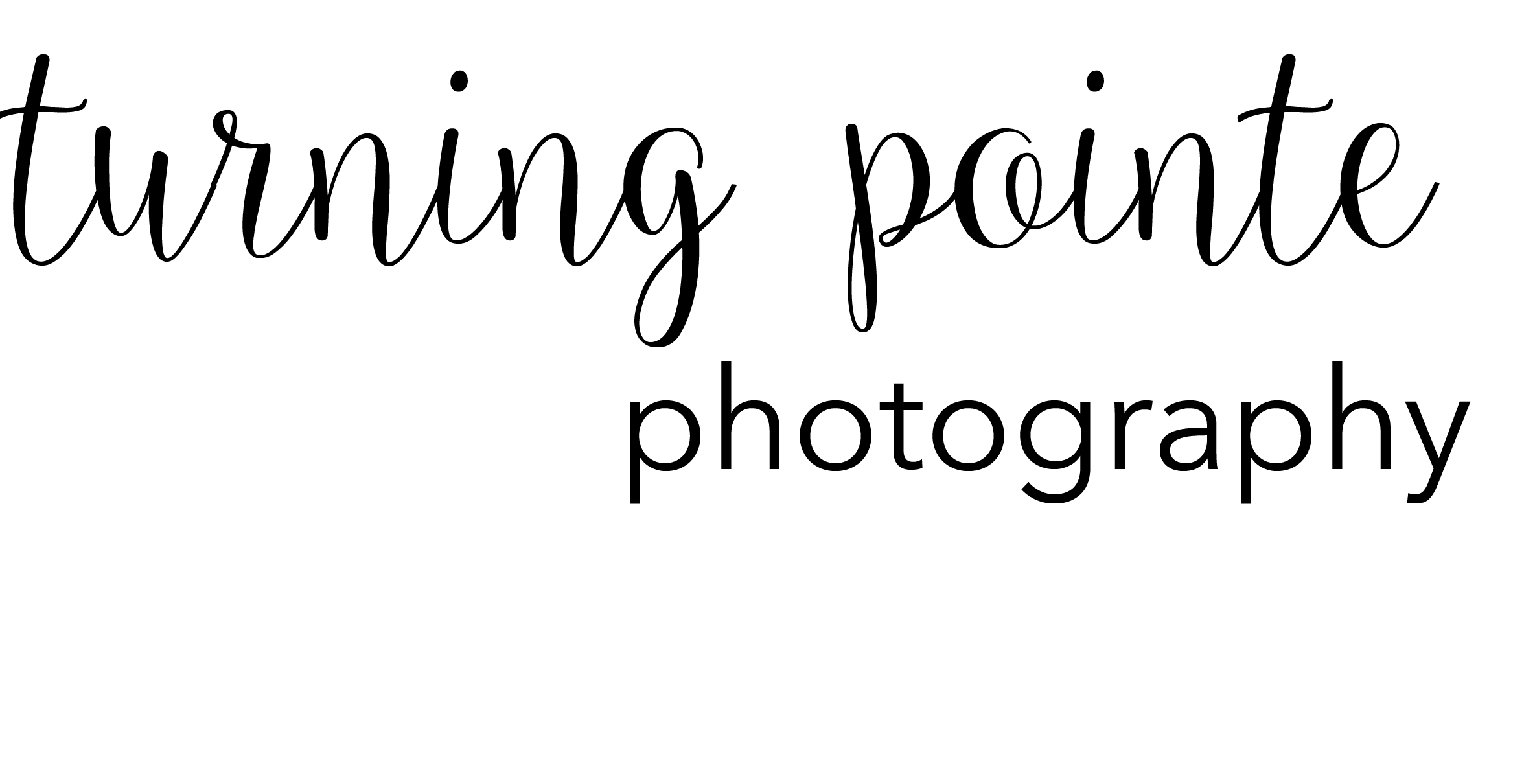 Turning Pointe Photography
