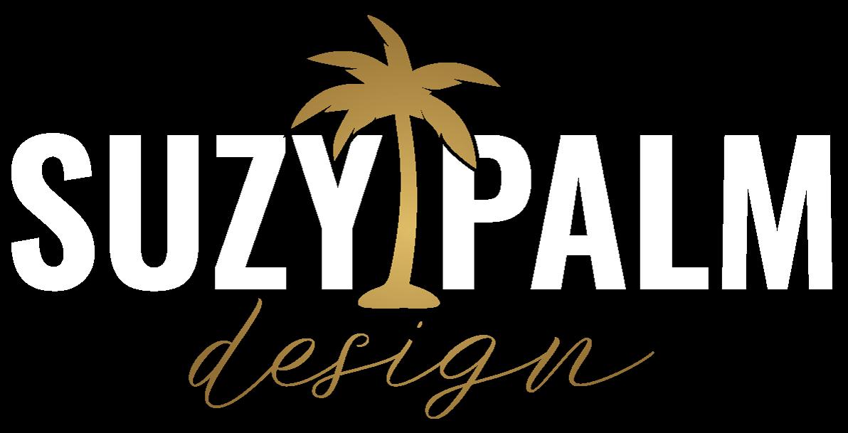 Suzy Palm Design LLC Logo