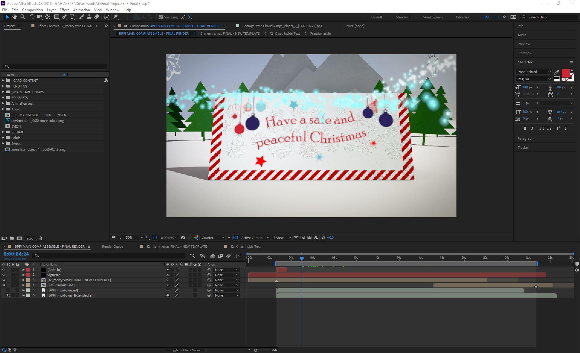 Tim Tetlow Design & Motion | Motion Graphics | Animation | VFX ...