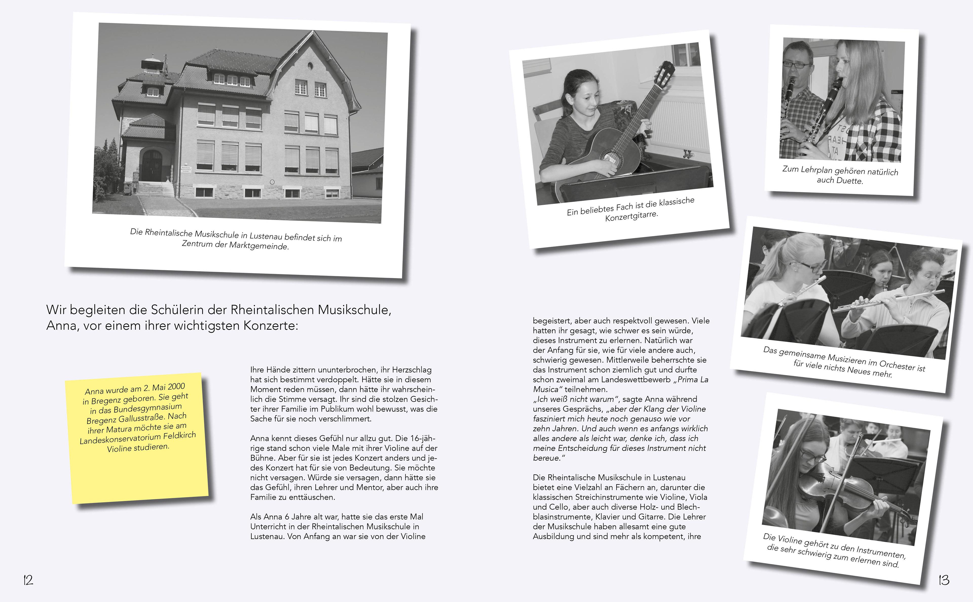 Katharina Blum - Magazine