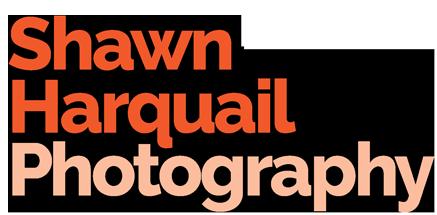 Shawn Harquail Photography Logo