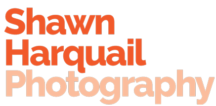 Shawn Harquail Photography Logo