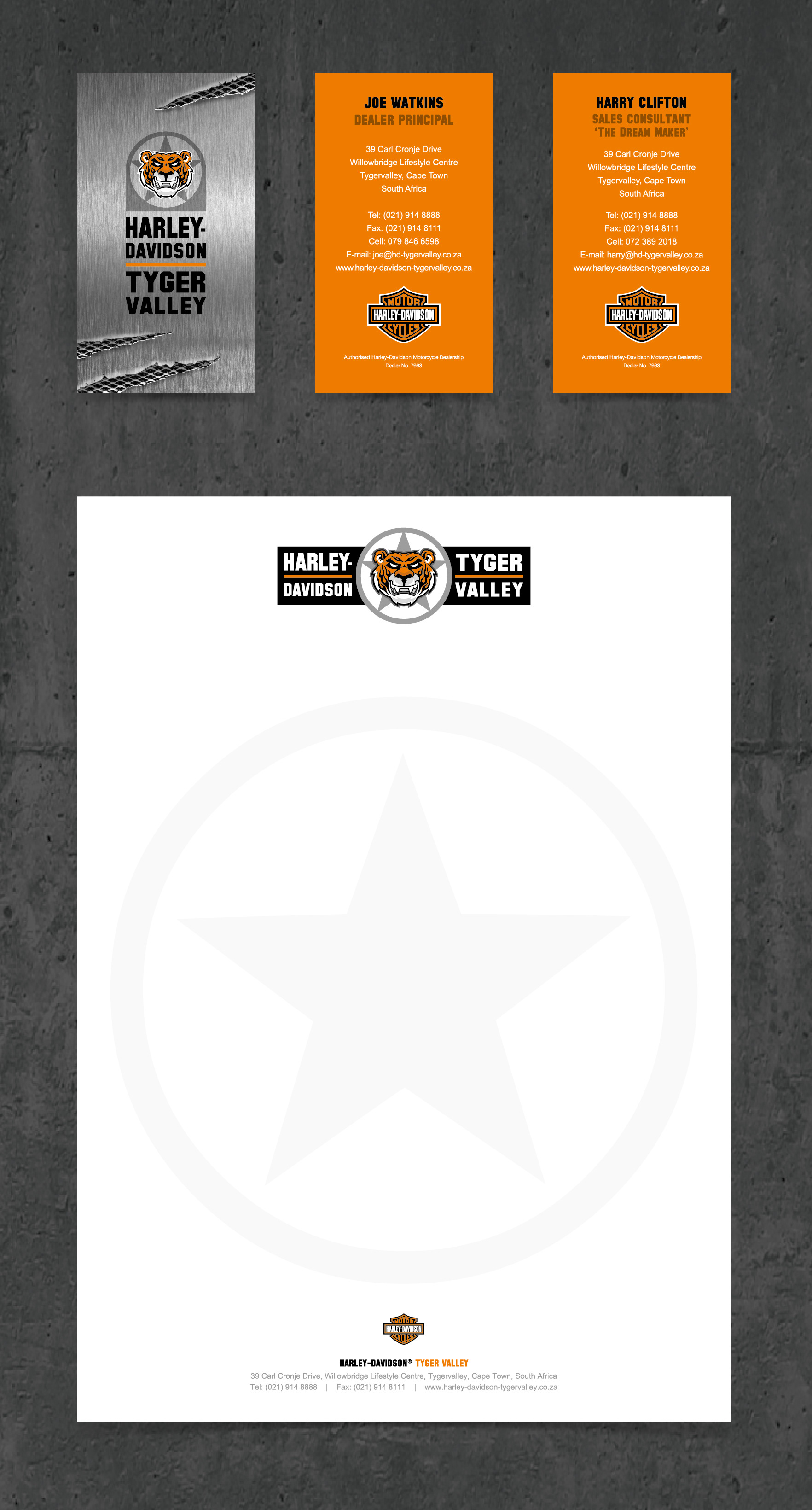 TURBINE-DESIGN - Harley Tyger Valley Identity