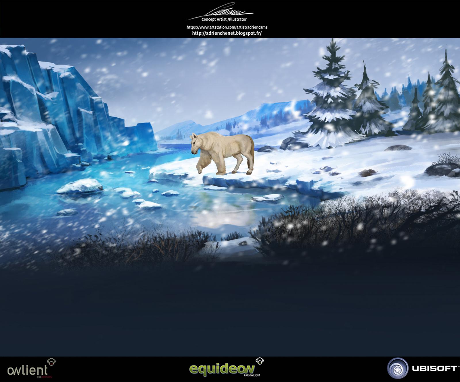 Adrien Chenet - Owlient / Ubisoft projects
