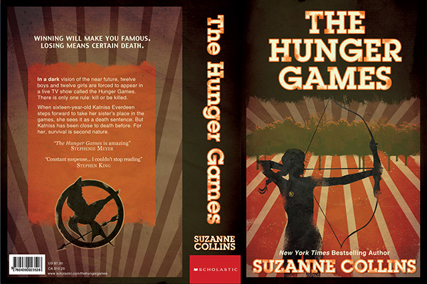 Book Cover Graphism Games : Kathie bayne graphic designer hunger games book covers