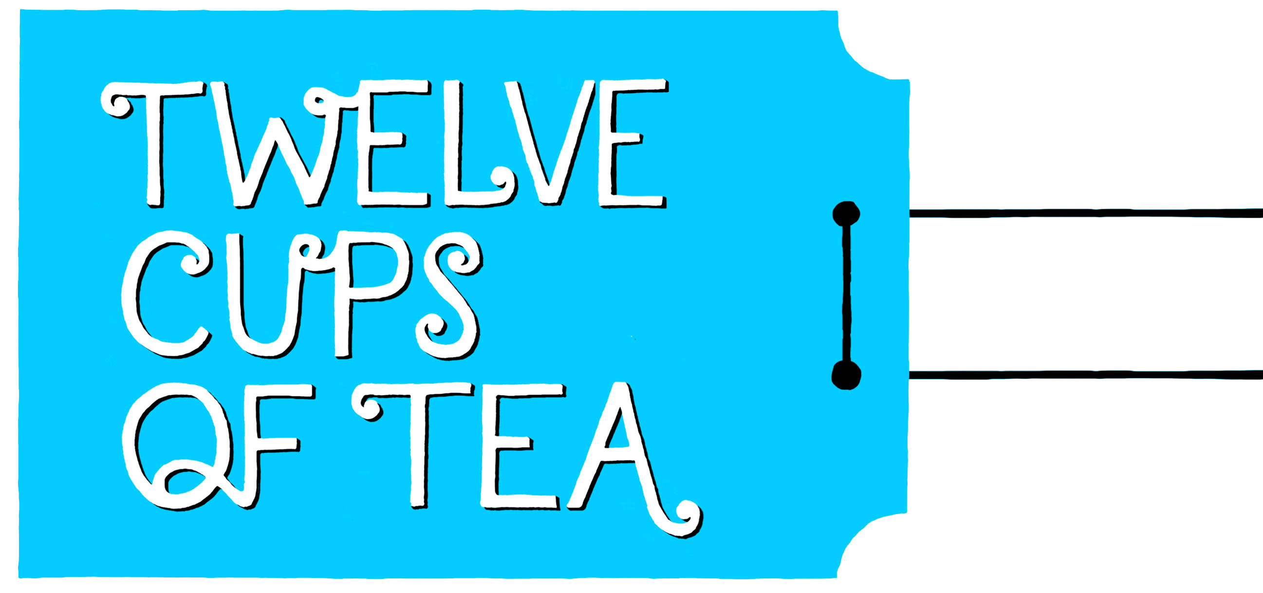 TWELVE CUPS OF TEA