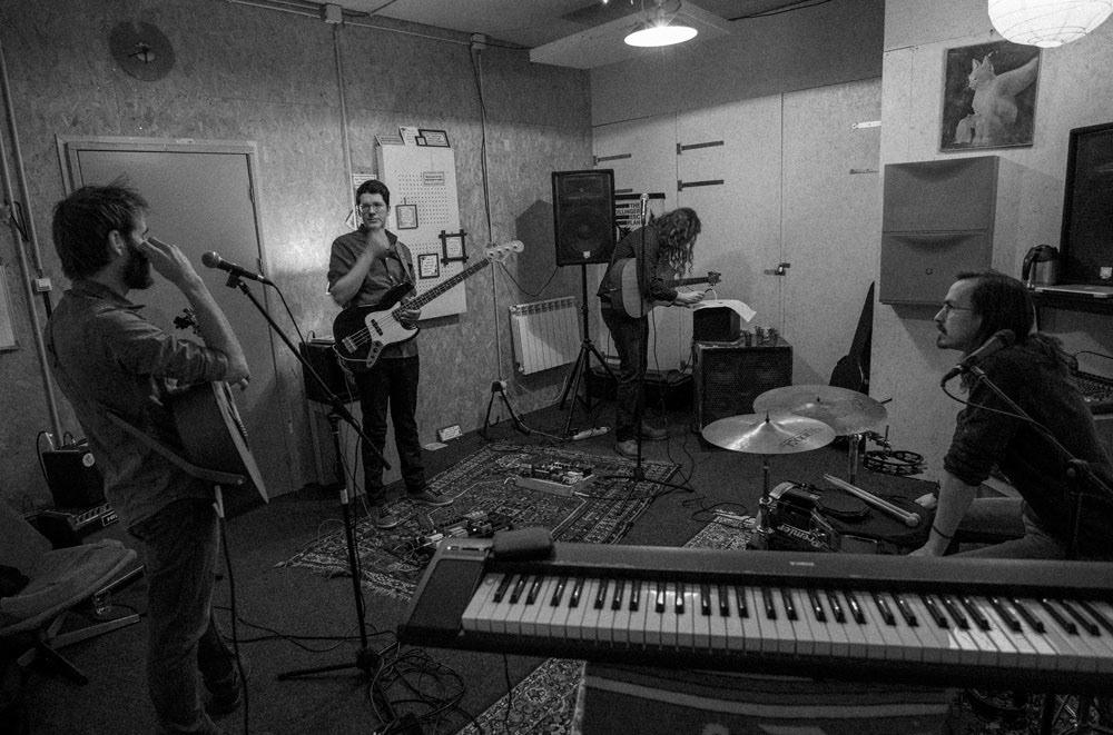 Boris schmidt repetities en opnamen nieuw album a for Bureau zorgmarketing