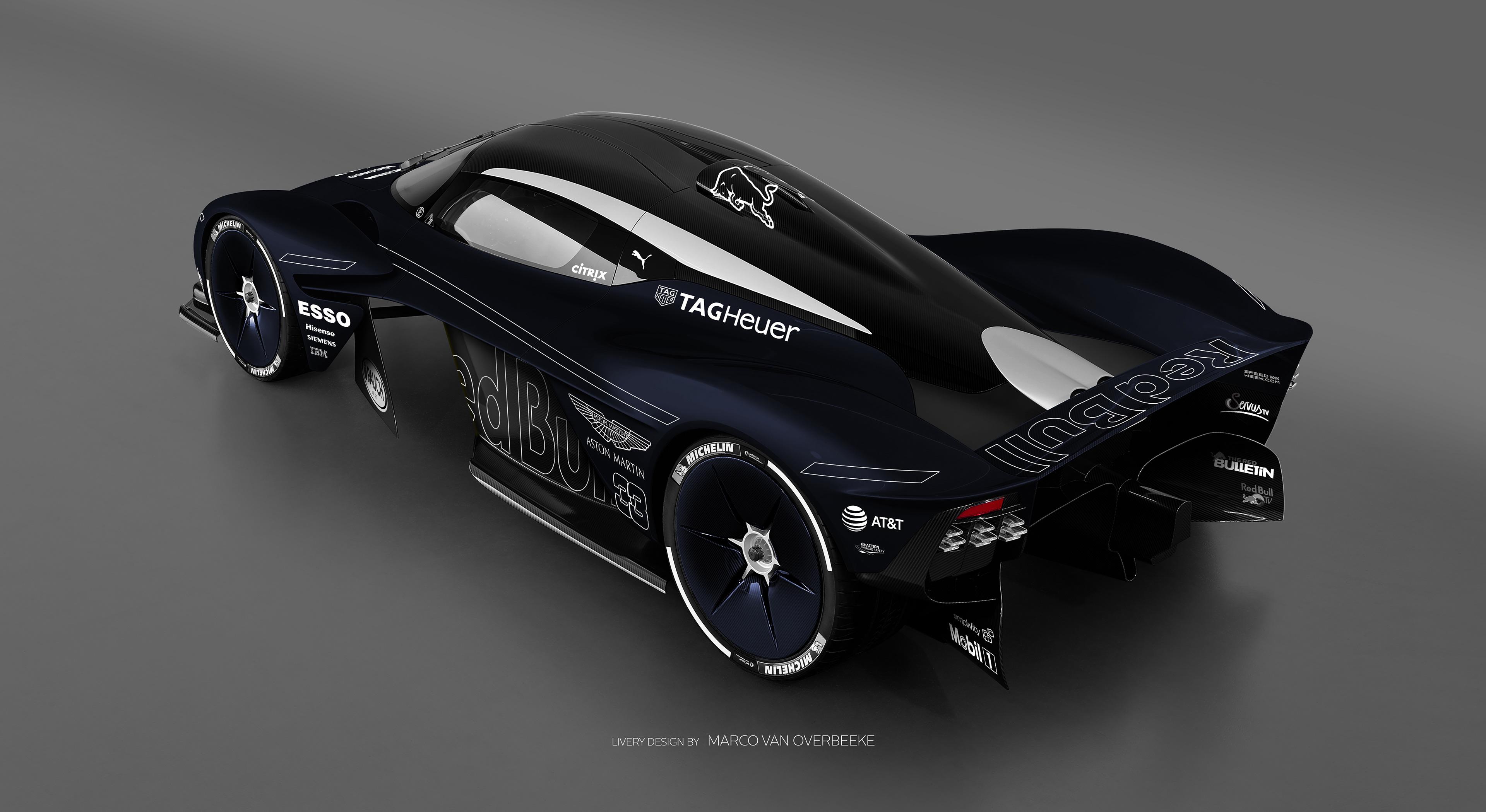 Marco Van Overbeeke Freelance Automotive Designer Aston Martin