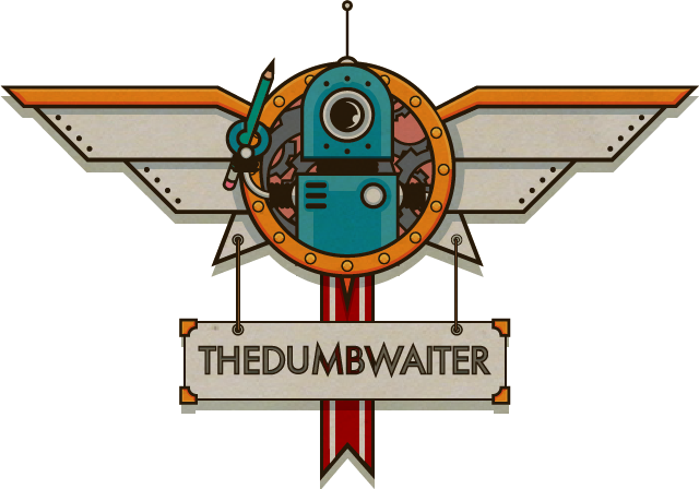 thedumbwaiter illustration