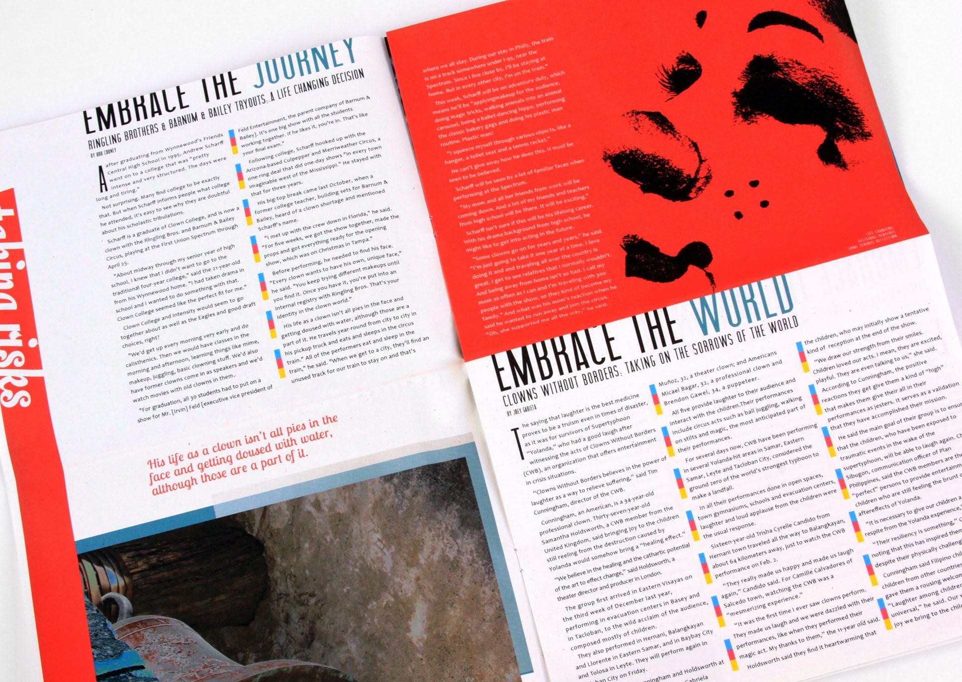 Christina Will Design - Print Media