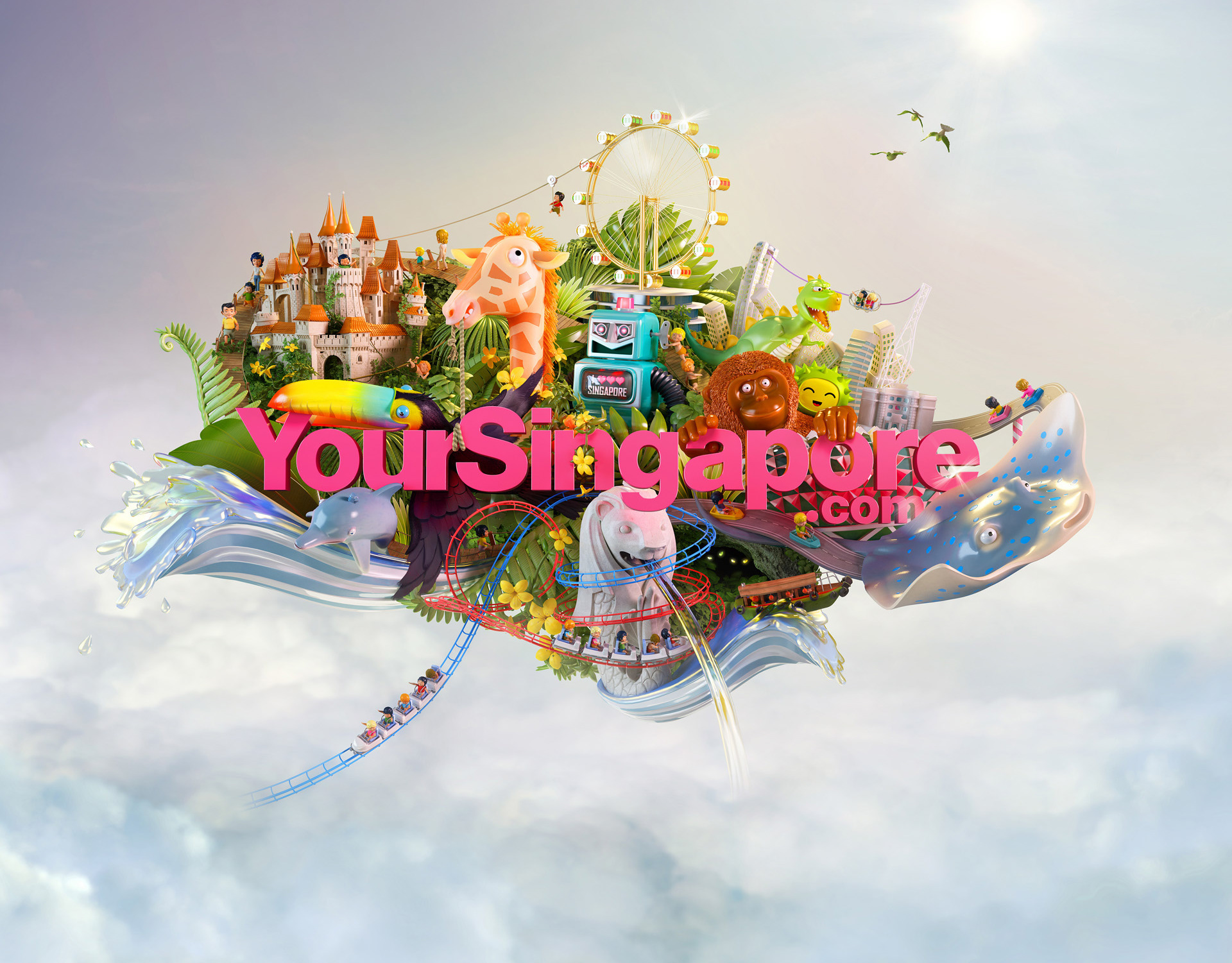 Character Design Job Singapore : Nikopicto animation studio a french touch in asia hong