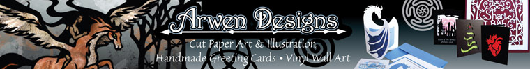 Arwen Designs: The Art of Paula Arwen Owen