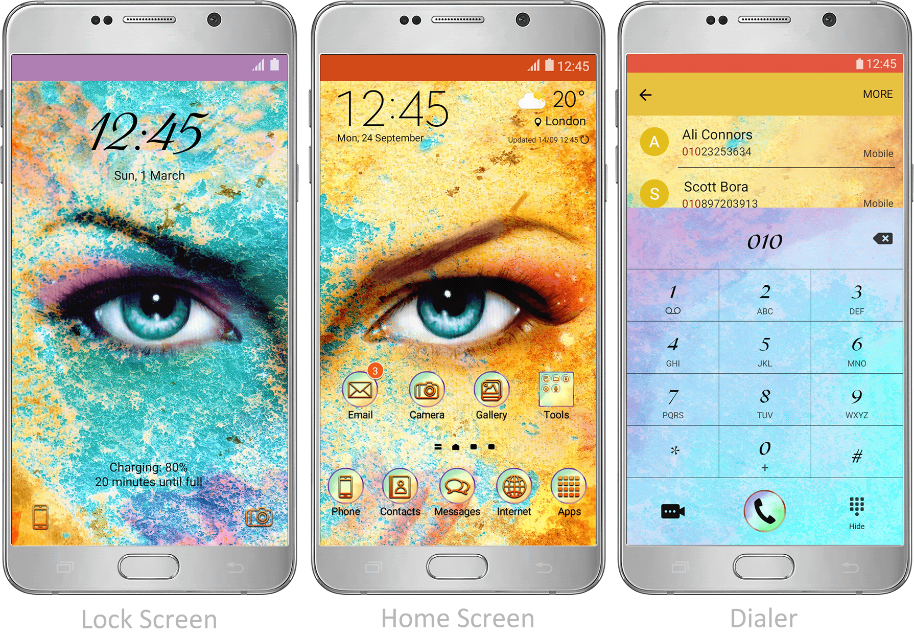 beautiful interface decorate visuals help for this echo a artisticeyes art with to artistic express rw features you phone your theme eyes painterly these decor passion
