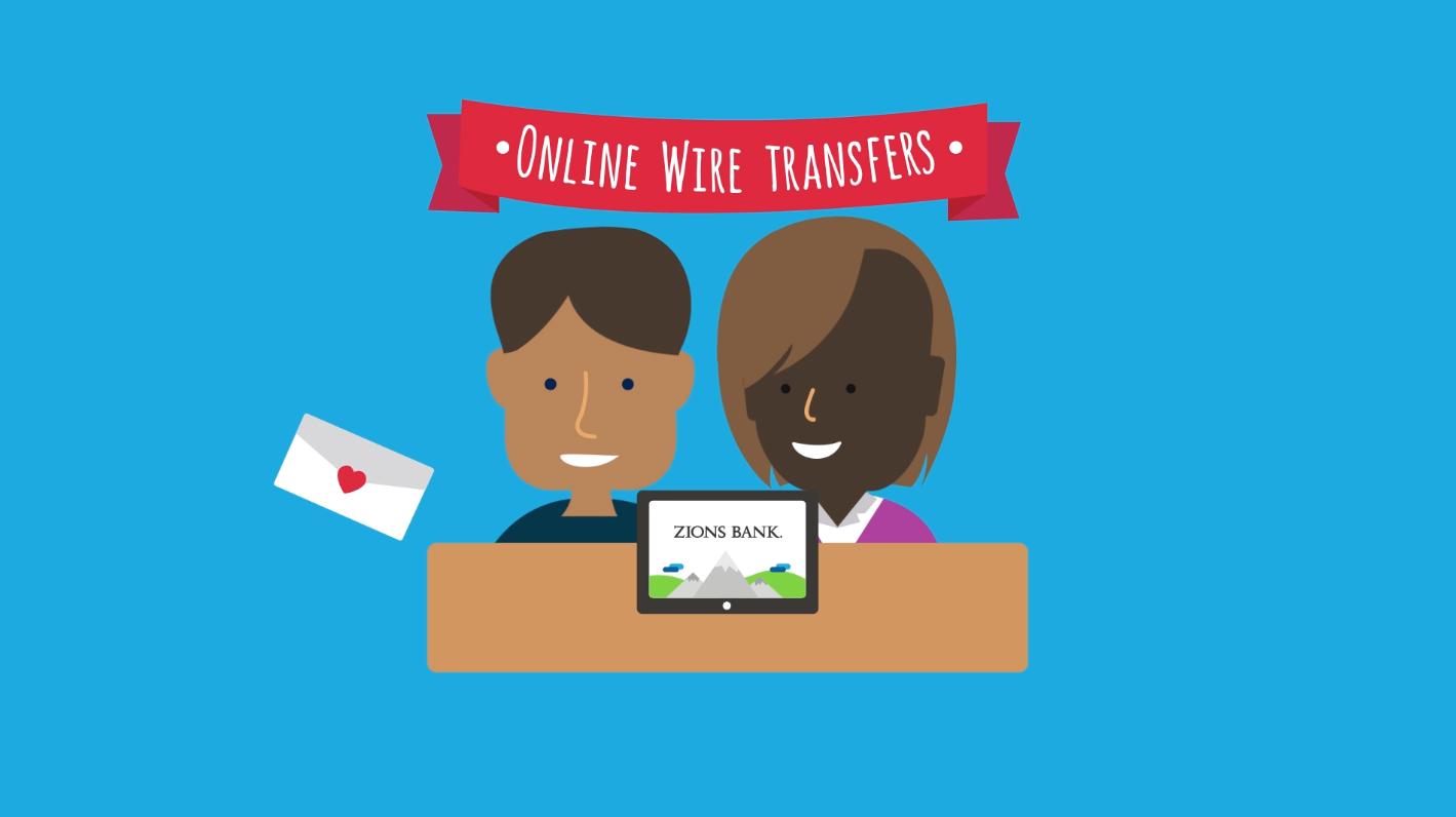 YaChi Yang - Zions Bank - Online Wire Transfer