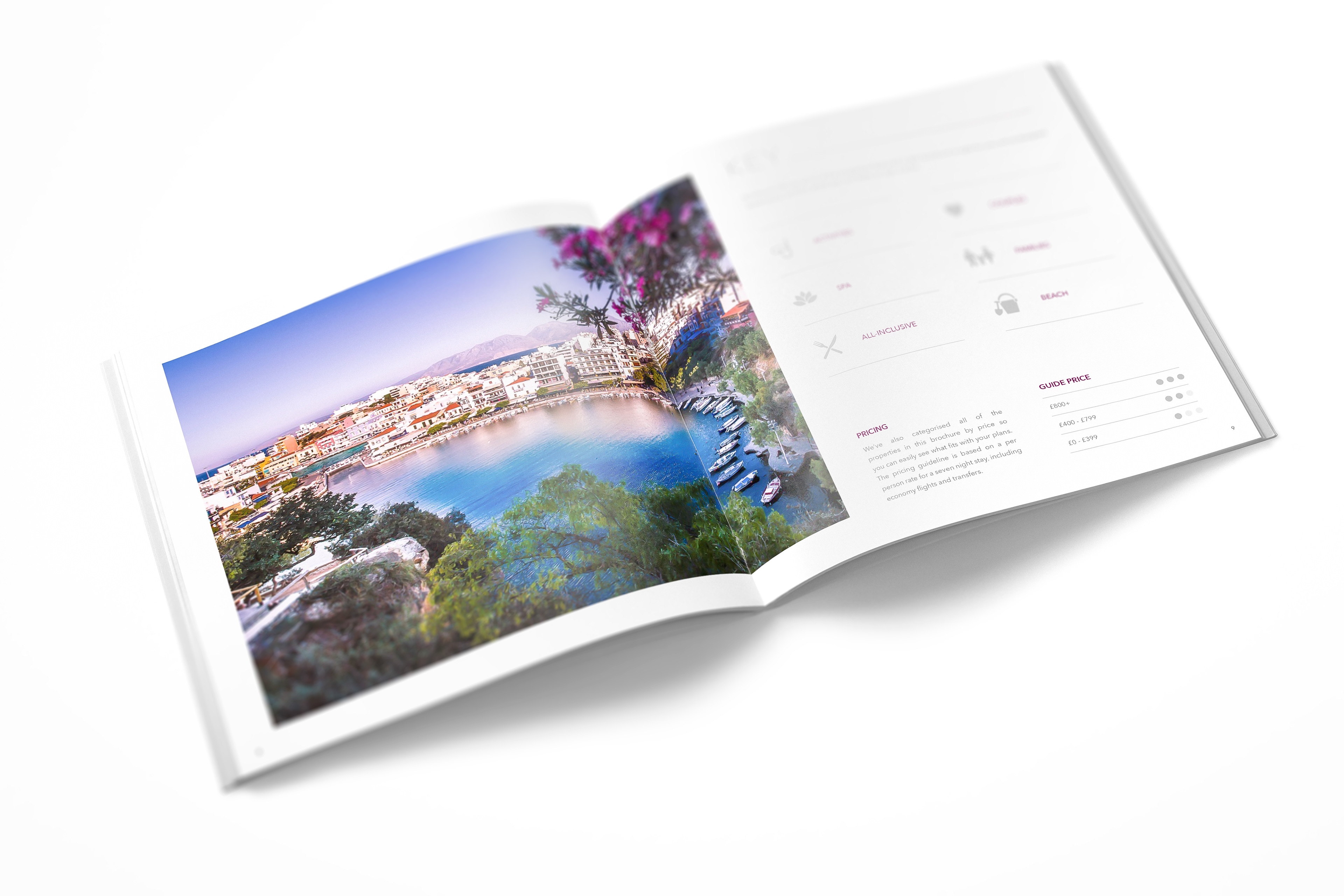 Client Travel Counors