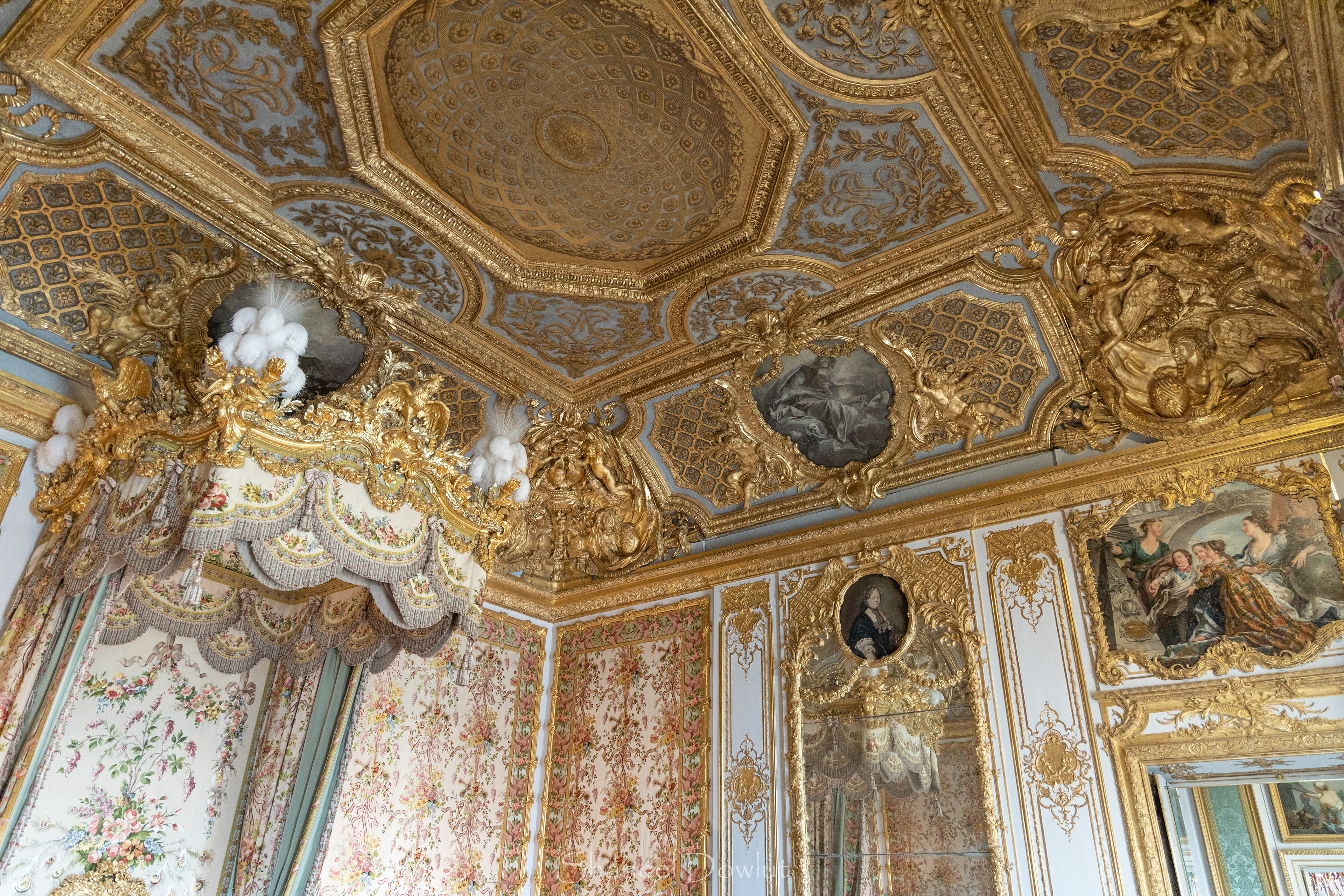 Shaneel Dowlut Le Chateau De Versailles