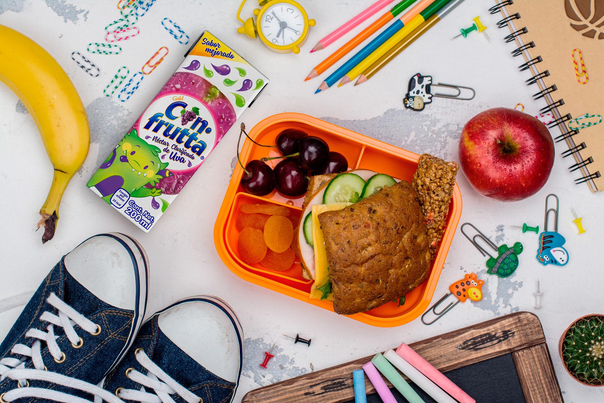 Еда в картинках для школы