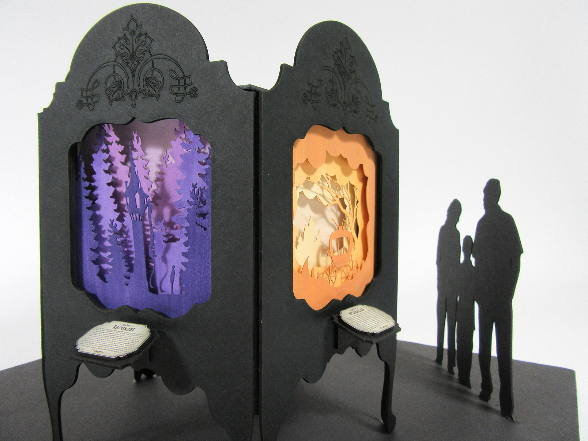 Jermaine Boca   Designer - Grimm\'s Anatomy