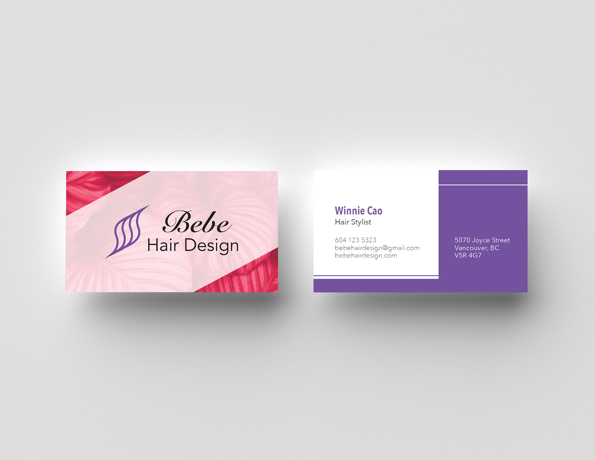 Design Bebe aaron j. mangoba - bebe hair design