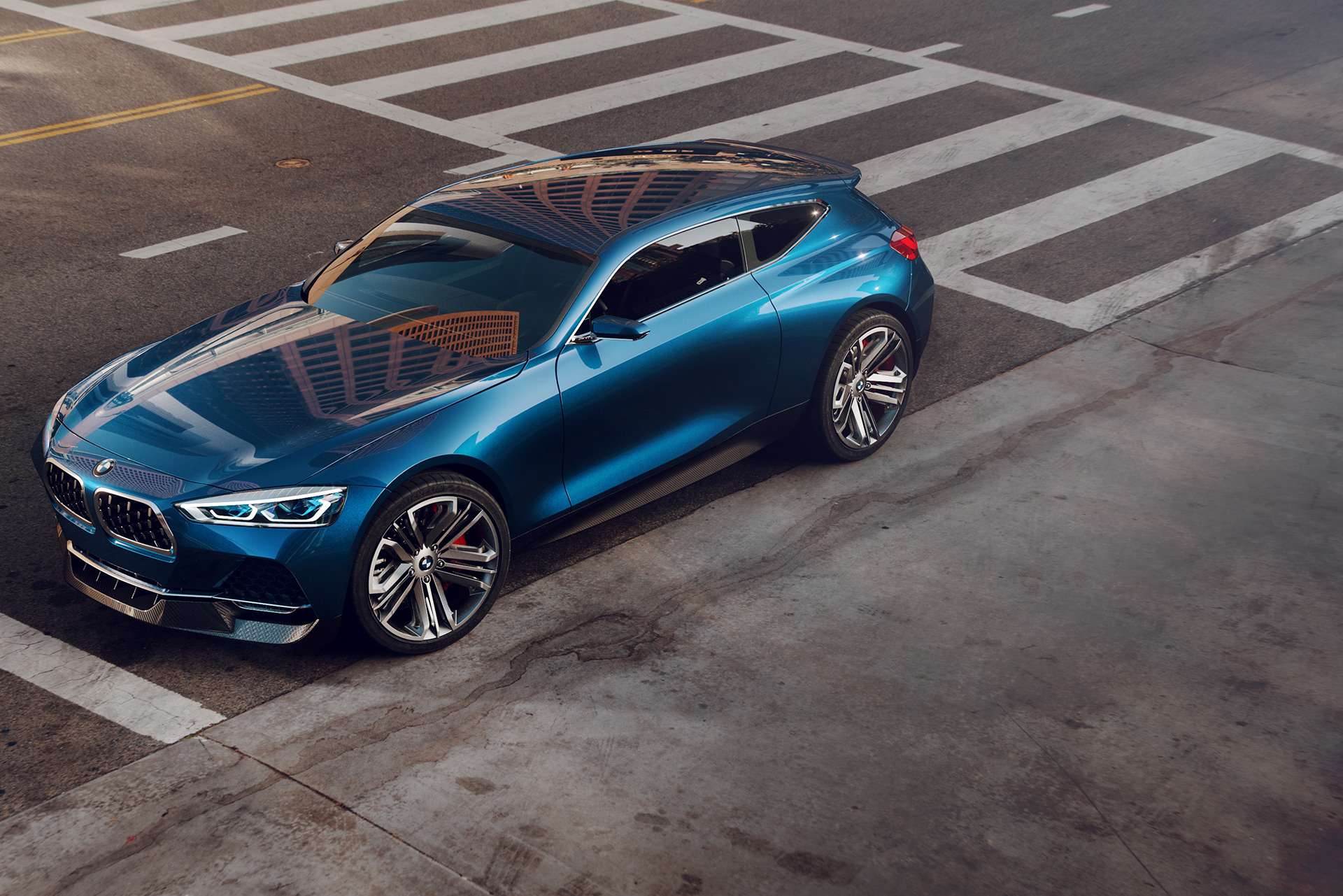 Vitali Enes Bmw Coupe 2020 Concept For Virtual Motor Show