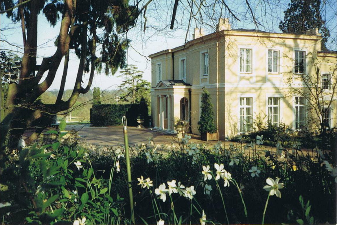 Yates Associates Tittenhurst Park Berkshire