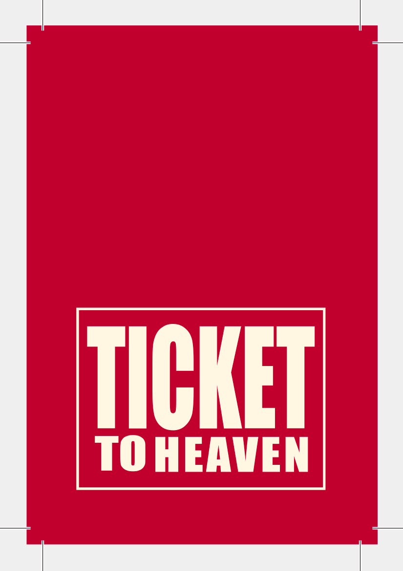 Lilja bjrk business cards for ticket to heaven colourmoves